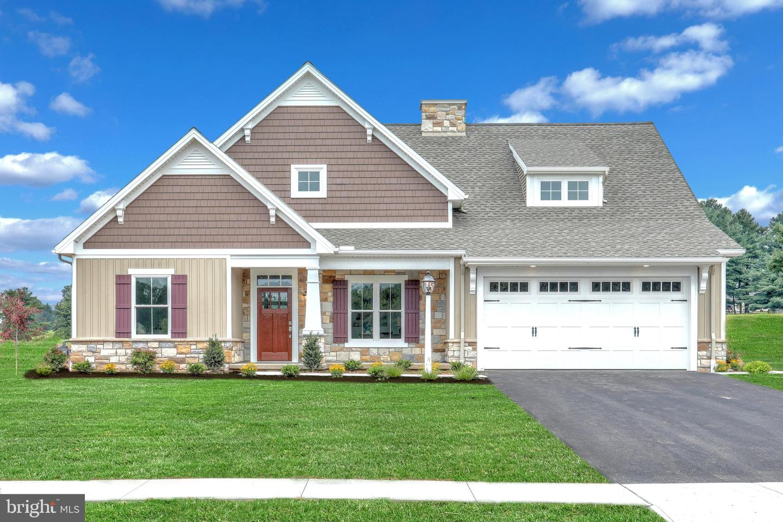 Single Family Homes 为 销售 在 Dover, 宾夕法尼亚州 17315 美国