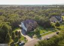 Corner lot surrounded by  trees. - 42294 IRON BIT PL, CHANTILLY