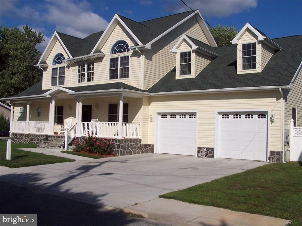 Single Family Homes for Sale at Laurel, Delaware 19956 United States