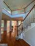 Two story foyer - 42939 PARK BROOKE CT, BROADLANDS
