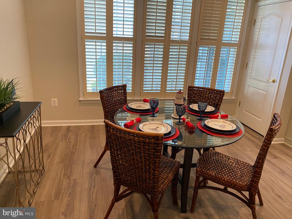 Plantation shutters - 42939 PARK BROOKE CT, BROADLANDS