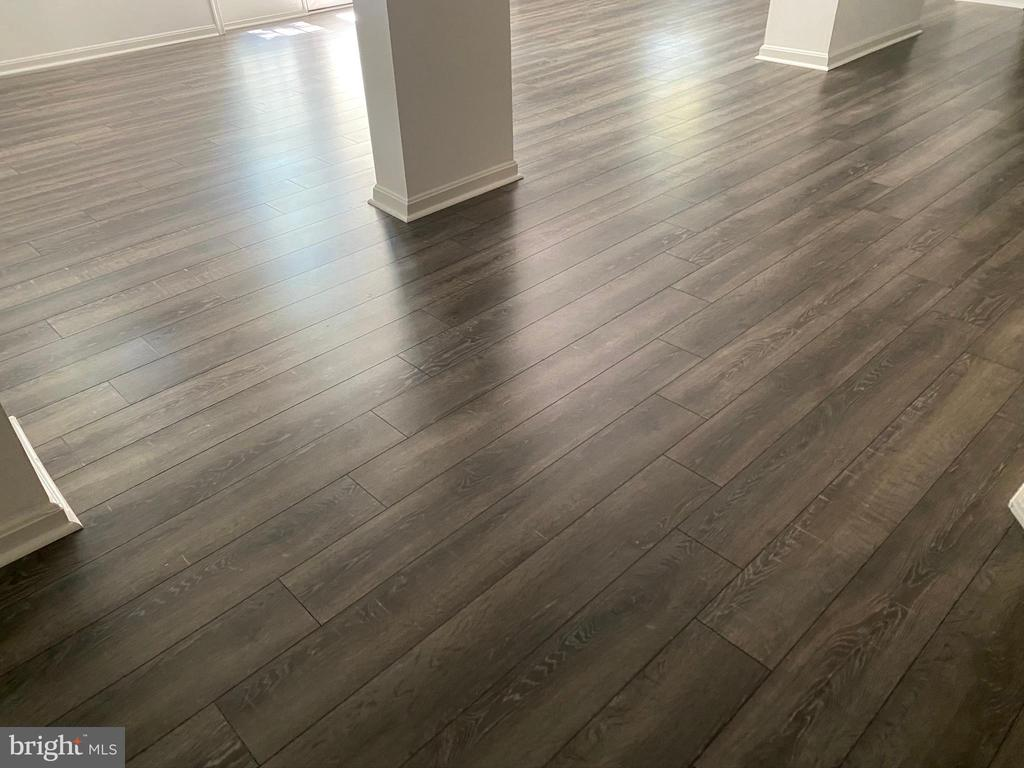 Lower level with luxury vinyl floors - 42939 PARK BROOKE CT, BROADLANDS