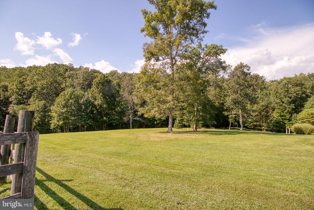 Beautiful cleared pastures - 14016 HARRISVILLE RD, MOUNT AIRY