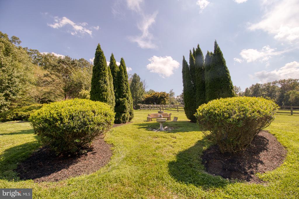 Meditation area - 14016 HARRISVILLE RD, MOUNT AIRY