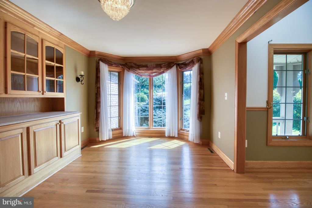 Main Dining Room - 14016 HARRISVILLE RD, MOUNT AIRY