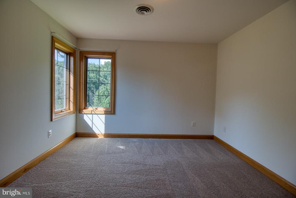 1 of 3 Upstairs bedrooms - 14016 HARRISVILLE RD, MOUNT AIRY