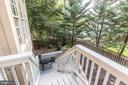 Deck / Stairs to Back Yard - 4005 N RICHMOND ST, ARLINGTON