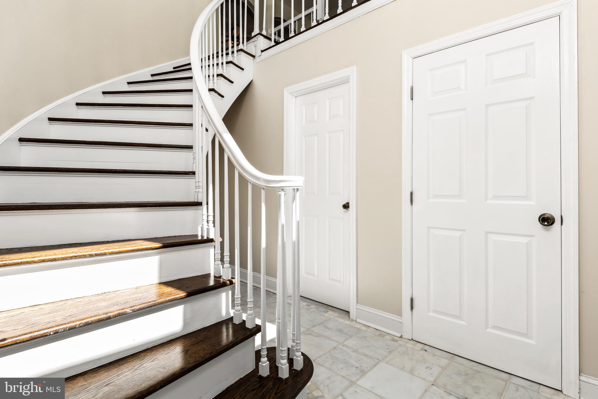 Main Foyer Staircase