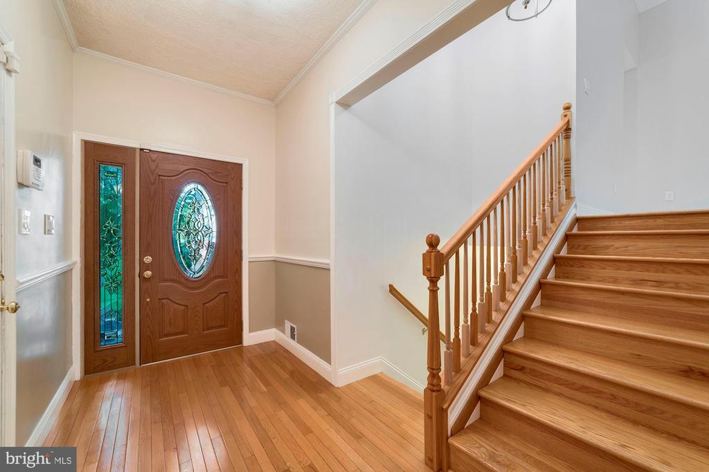 Entrance - 13501 RICHIE CT, MANASSAS