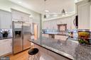 Kitchen - 13501 RICHIE CT, MANASSAS