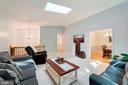 Upstairs Living Room - 13501 RICHIE CT, MANASSAS