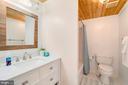 Downstairs Bathroom - 13501 RICHIE CT, MANASSAS