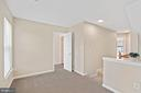 Sitting Rm/Den with walk-in closet - 25495 GOVER DR, CHANTILLY