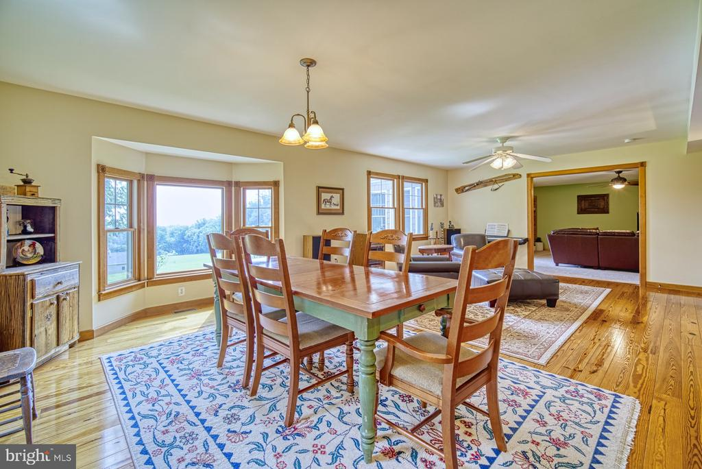 Dining Room - 12637 MOUNTAIN RD, LOVETTSVILLE
