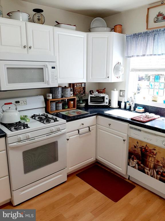 Renovated Kitchen with Natural Gas - 441 GREENBRIER CT #441, FREDERICKSBURG