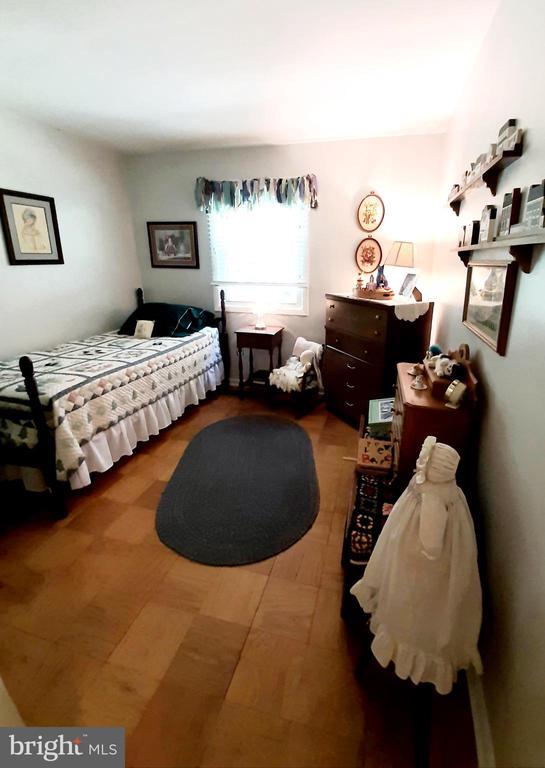 Bedroom  Backs to Mature Trees - 441 GREENBRIER CT #441, FREDERICKSBURG