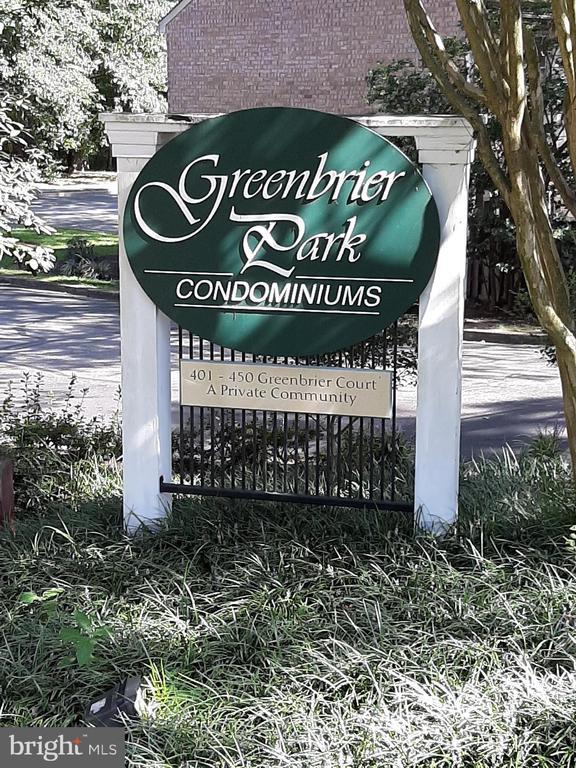Welcome Home - 441 GREENBRIER CT #441, FREDERICKSBURG