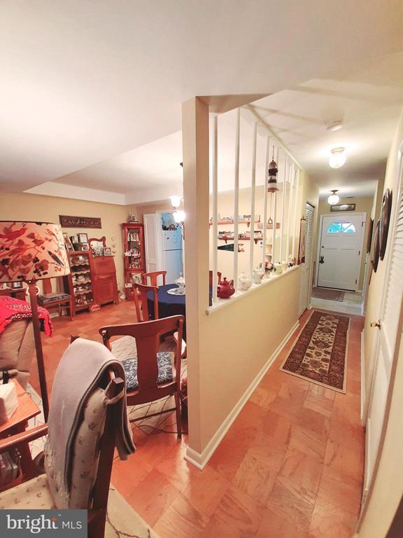 Main Hallway - 441 GREENBRIER CT #441, FREDERICKSBURG