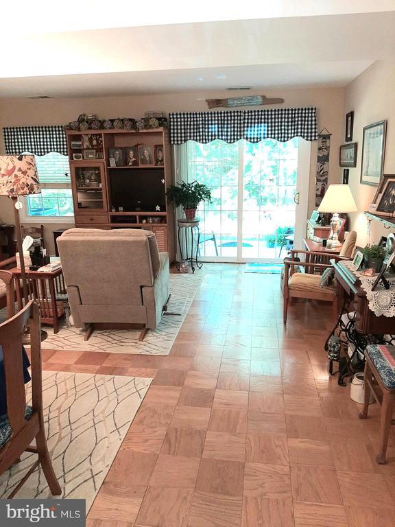 Parquet Wood Flooring - 441 GREENBRIER CT #441, FREDERICKSBURG