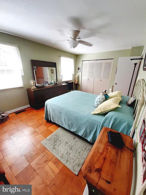 Large Master Bedroom - 441 GREENBRIER CT #441, FREDERICKSBURG