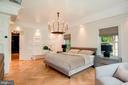 Master Bedroom - 7024 ARBOR LN, MCLEAN