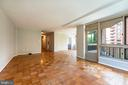 So spacious! Feels like home! - 4101 CATHEDRAL AVE NW #910, WASHINGTON