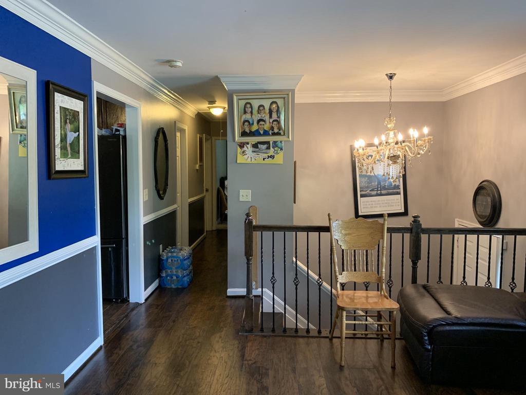Four more Bedrooms on lower floor - 9218 LANDGREEN ST, MANASSAS
