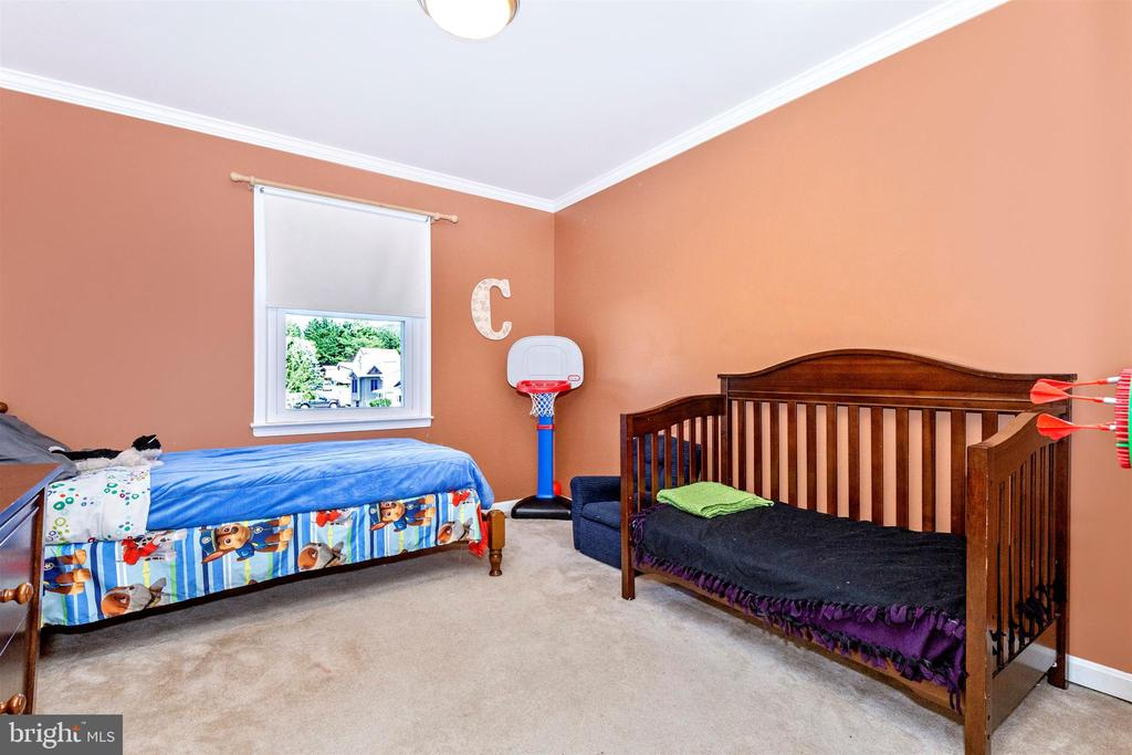 Bedroom 2 - 7 WINDWARD CT, THURMONT