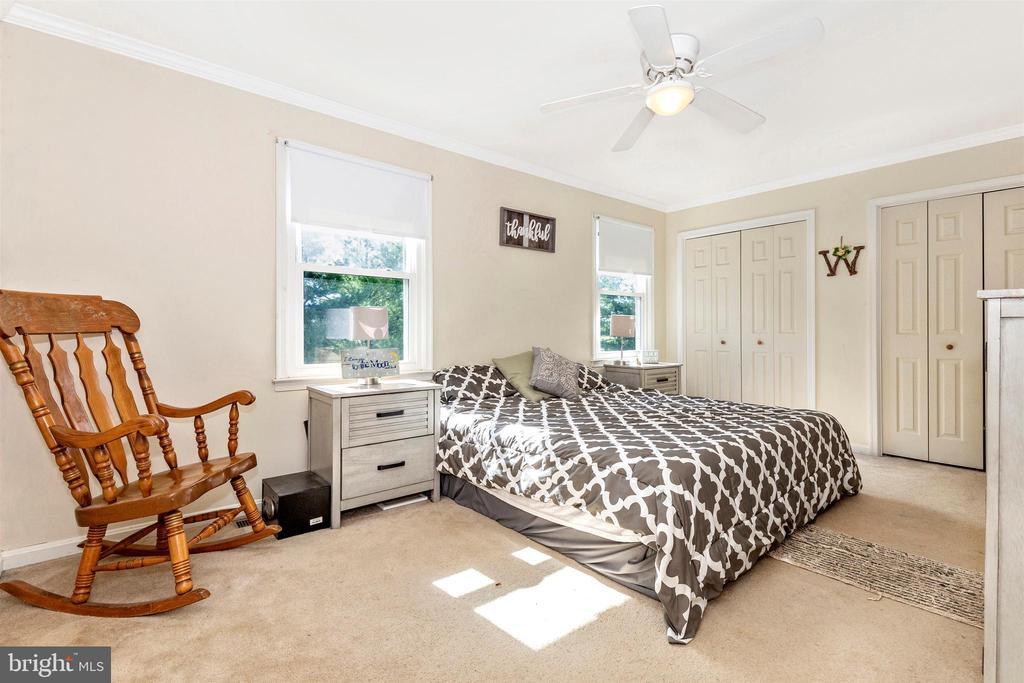 Master Bedroom - 7 WINDWARD CT, THURMONT
