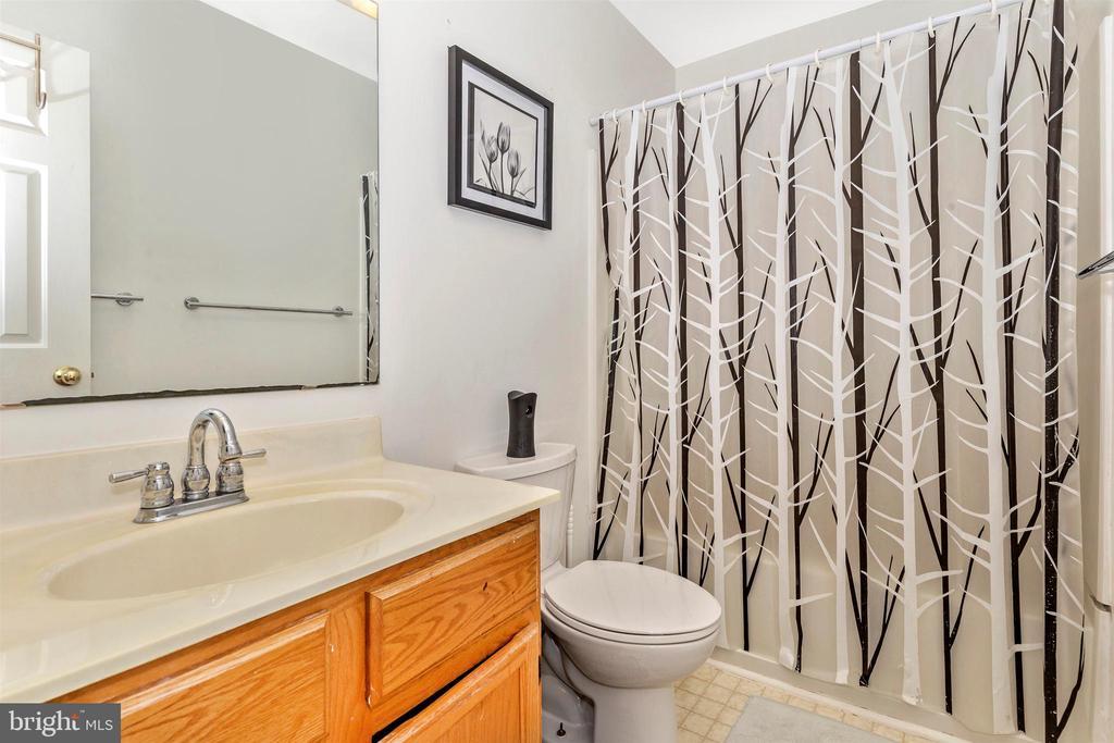 Master Bathroom - 7 WINDWARD CT, THURMONT