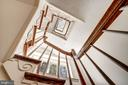 Stunning Staircase - 2301 CALVERT ST NW, WASHINGTON