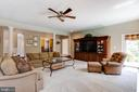 Alt view of family room - 17765 BRAEMAR, LEESBURG