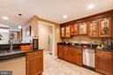 Wet bar- alt view - 17765 BRAEMAR, LEESBURG
