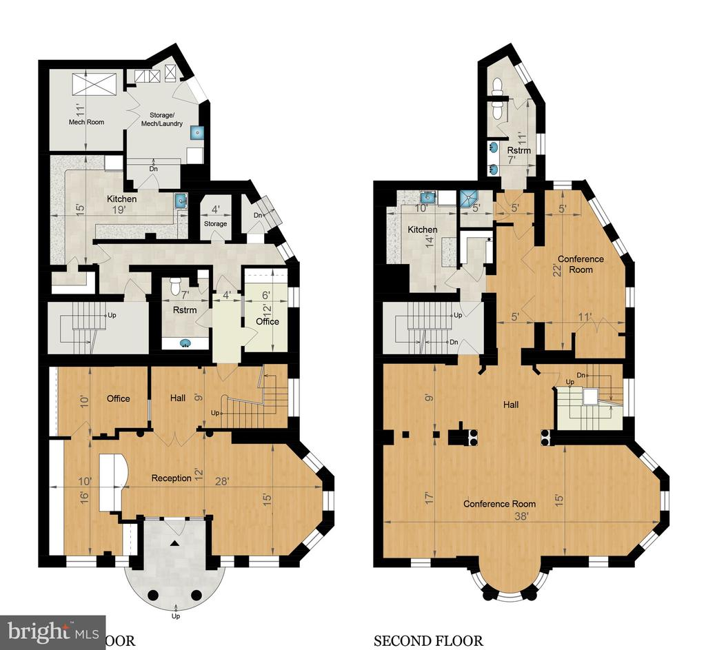 Floor Plan - 2301 CALVERT ST NW, WASHINGTON