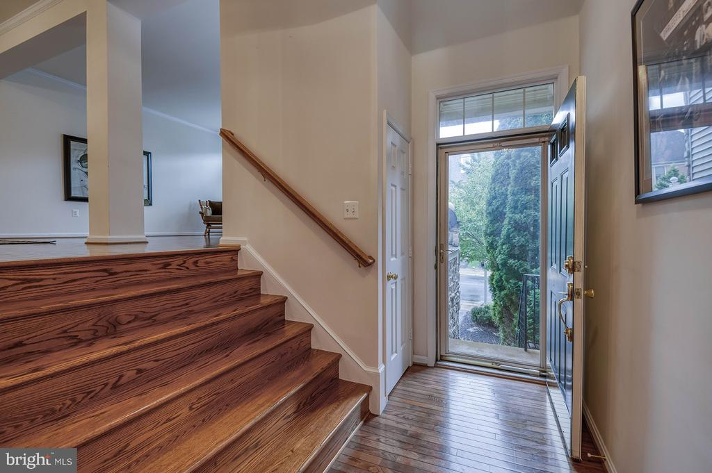 Foyer to Main Entrance - 2406 RIPPLING BROOK RD, FREDERICK