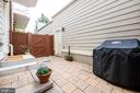 Private space between 1st level and garage access - 3504 11TH ST S, ARLINGTON