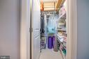Large closet in 1st bedroom - 3504 11TH ST S, ARLINGTON
