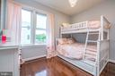 2nd bedroom on 3rd level - 3504 11TH ST S, ARLINGTON