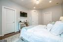Owner's suite with overhead lighting - 3504 11TH ST S, ARLINGTON