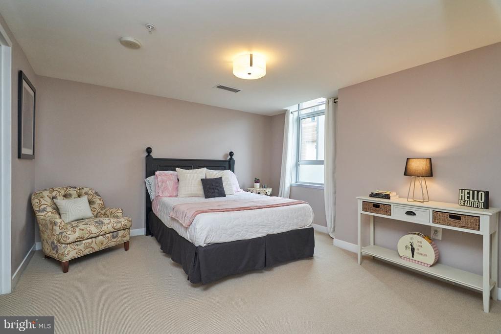 Main Floor Bedroom - 12025 NEW DOMINION PKWY #G-118, RESTON