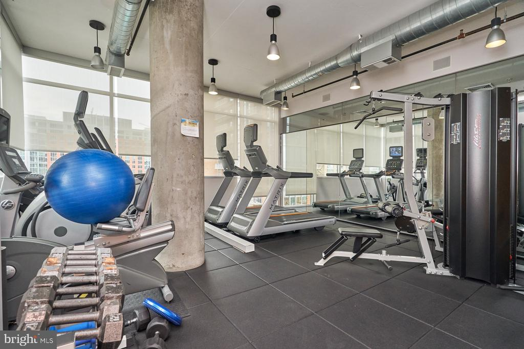 Fitness Room - 12025 NEW DOMINION PKWY #G-118, RESTON