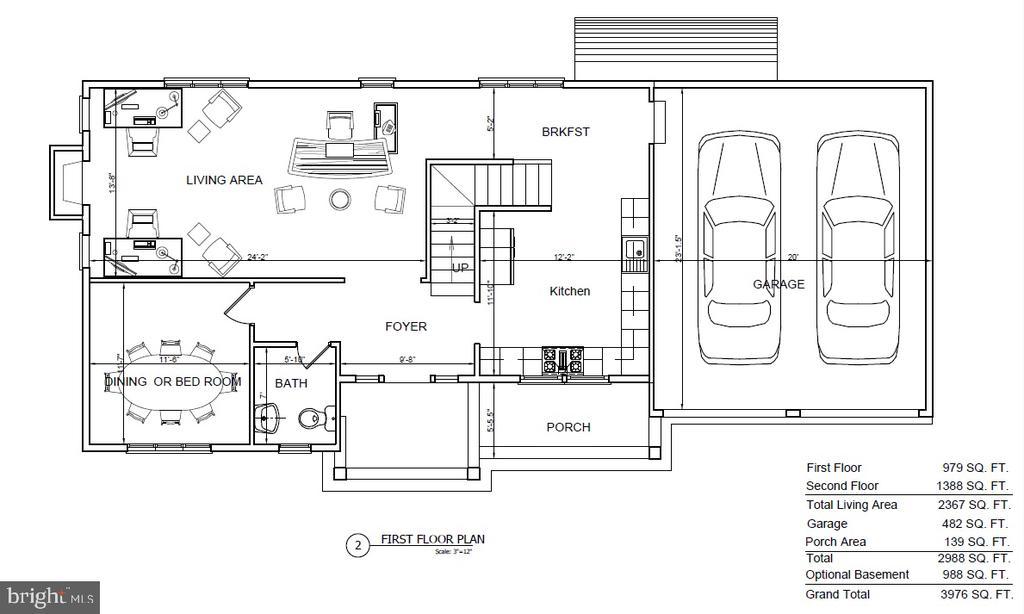 First Floor - LOT# 1 FEYES CIR, STERLING