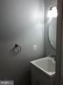 Half bath - 8 WOODROW DR, STAFFORD