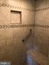 Masterbath shower - 8 WOODROW DR, STAFFORD