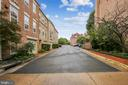 Street turning into the House - 1176 N UTAH ST, ARLINGTON