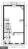 Main Floor Plan with measurement - 1176 N UTAH ST, ARLINGTON