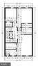 Upper Level 1 with measurement - 1176 N UTAH ST, ARLINGTON