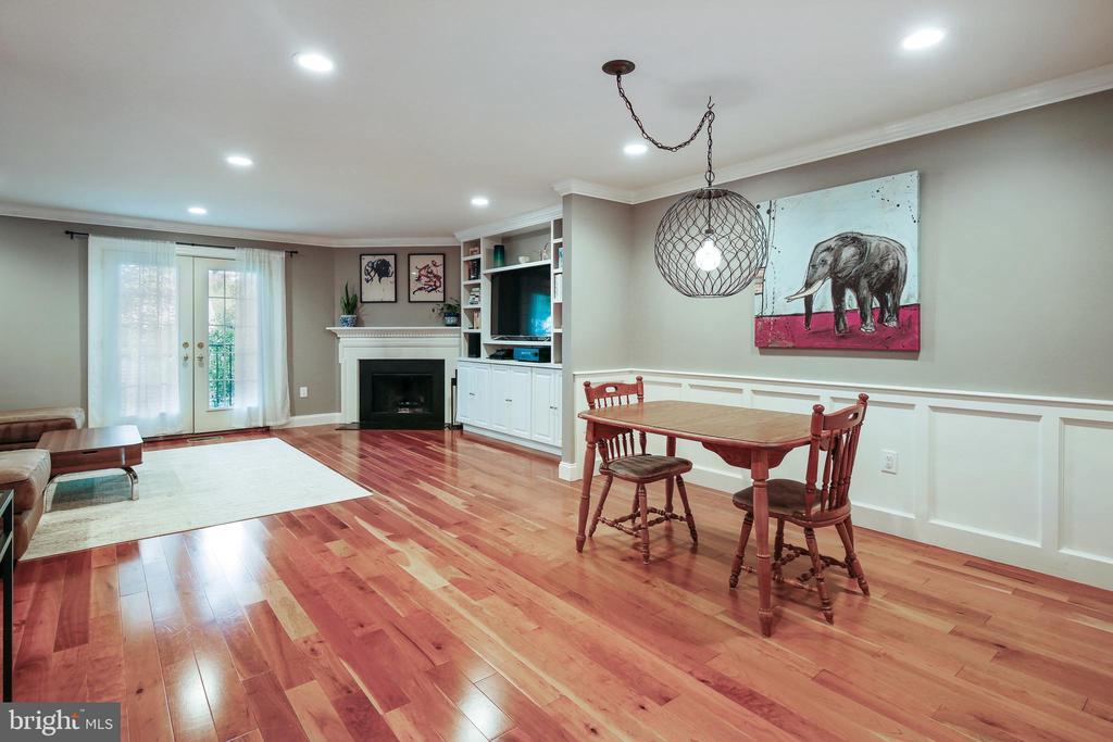 Open Living / Dining Rooms - 1176 N UTAH ST, ARLINGTON