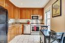Bright Kitchen with Granite Countertop - 1176 N UTAH ST, ARLINGTON