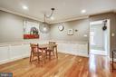 Dining Room - 1176 N UTAH ST, ARLINGTON